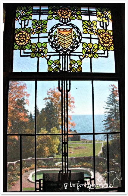 Glensheen window