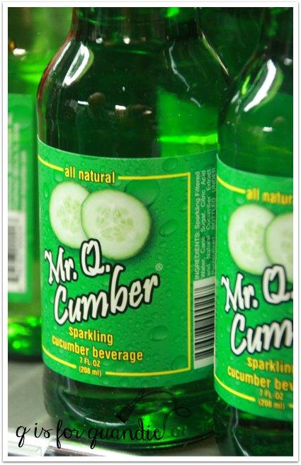 Mr. Q's beverage