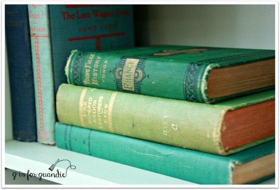 pin books