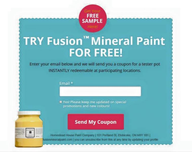 Fusion giveaway