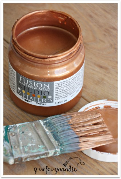 copper paint
