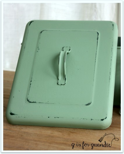 green box lid