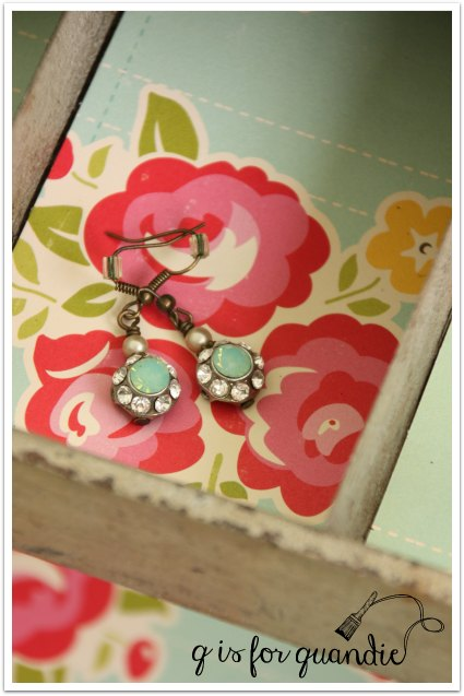jewelry box earrings