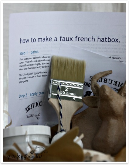 hatbox instructions