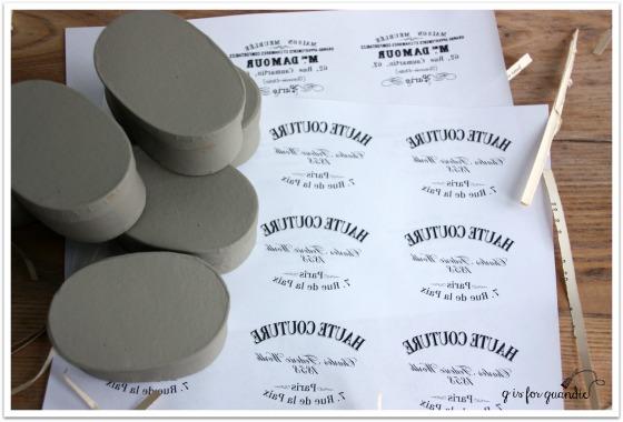 hatbox samples