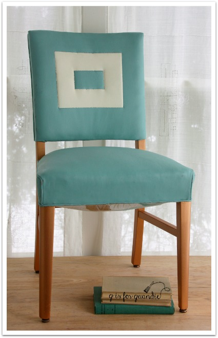 squarely mod chair