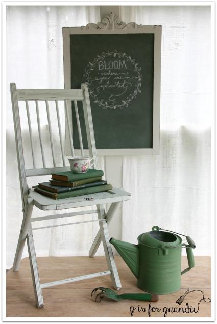 garden chair 1