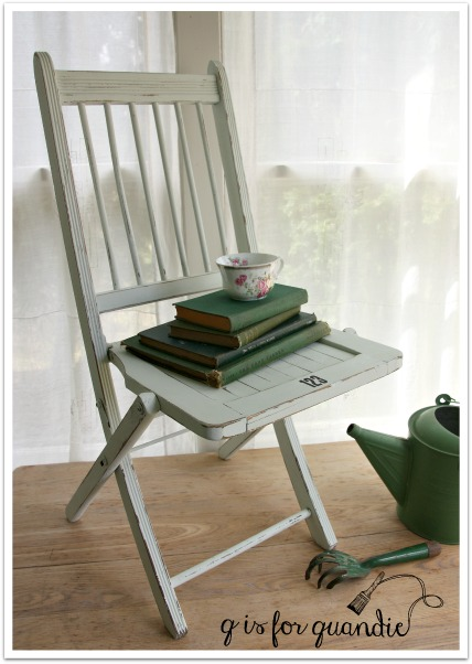garden chair full