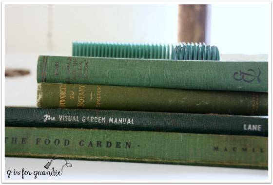 green garden books