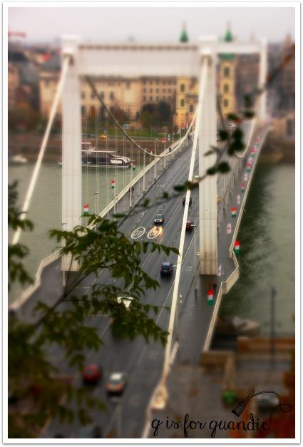 mini budapest bridge