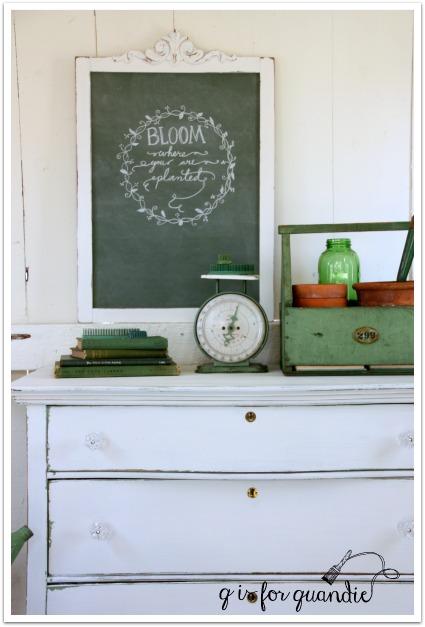 potting shed dresser 2