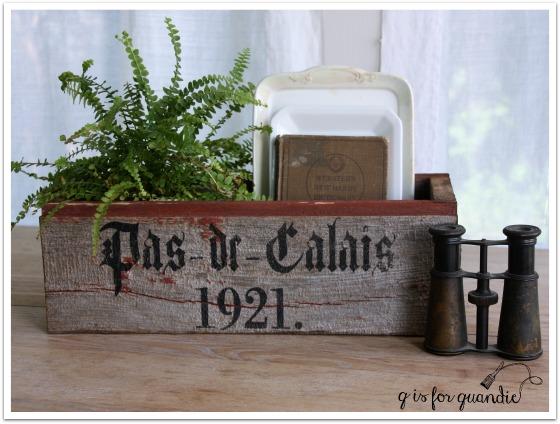 barn wood box 1