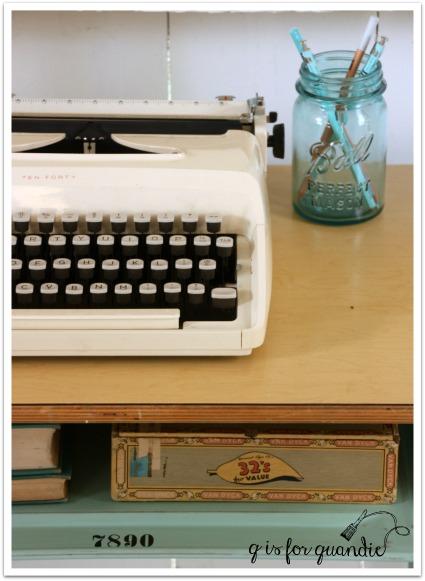 bts typewriter