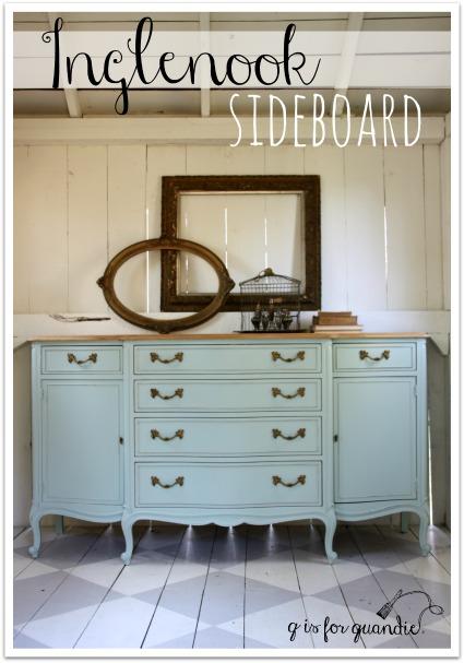 Inglenook sideboard