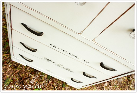 tall dresser
