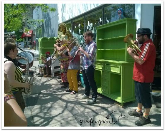Linden hills band
