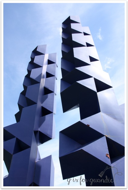 sp blue towers