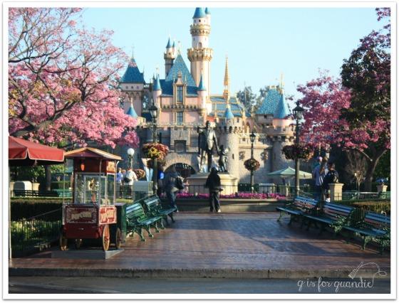 2009 Disney castle