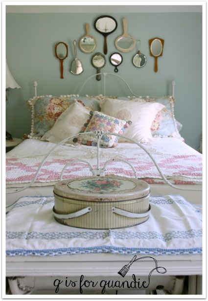 girls room bed