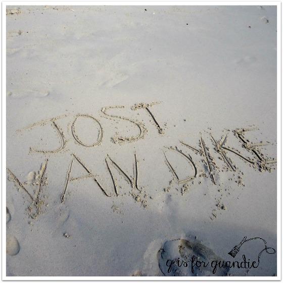 jvd in sand