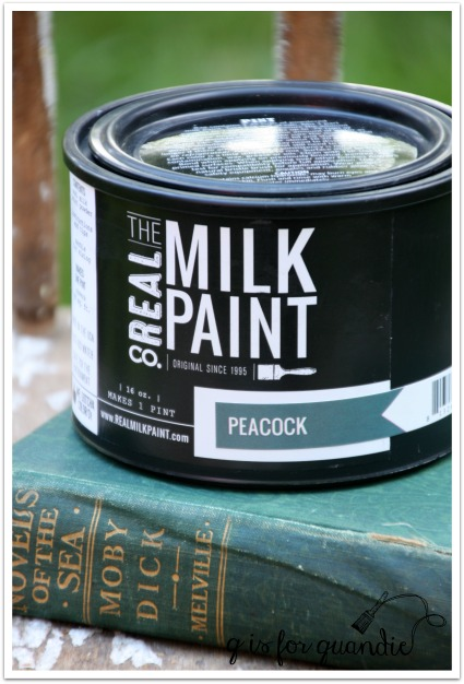 peacock paint