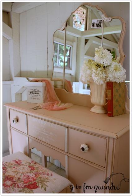 pink vanity angle