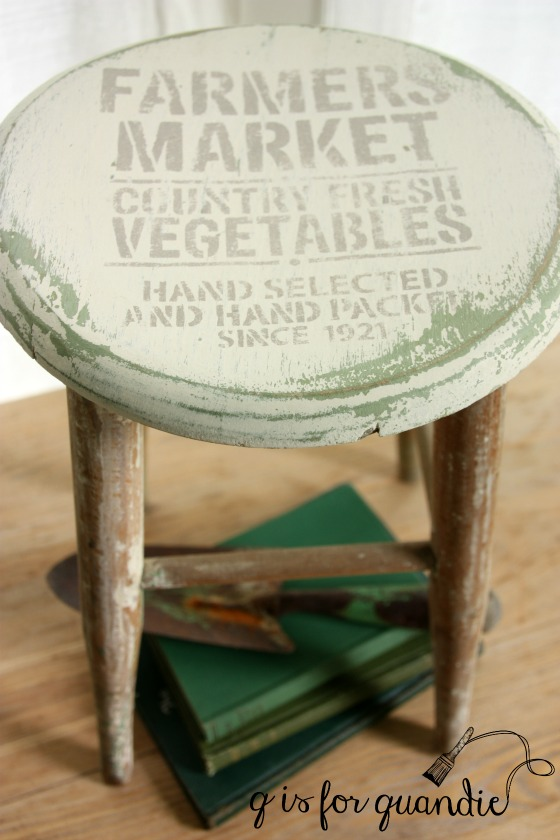 farmers market stool