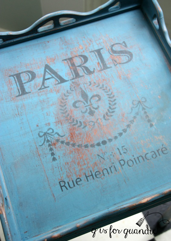 paris table top