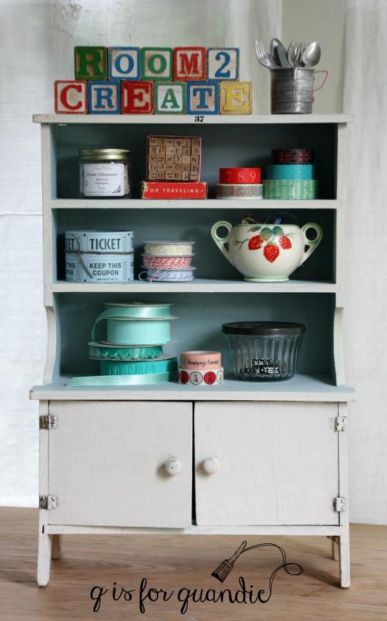 tiny cupboard