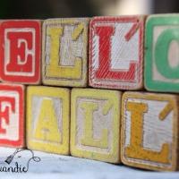 hello fall.