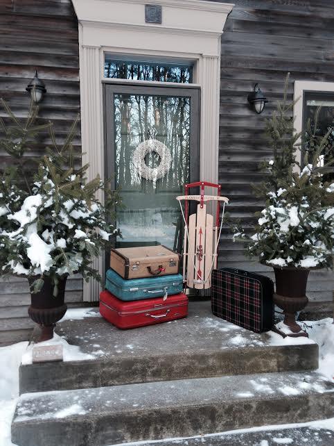 Meggan's porch