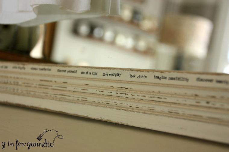 frame-words