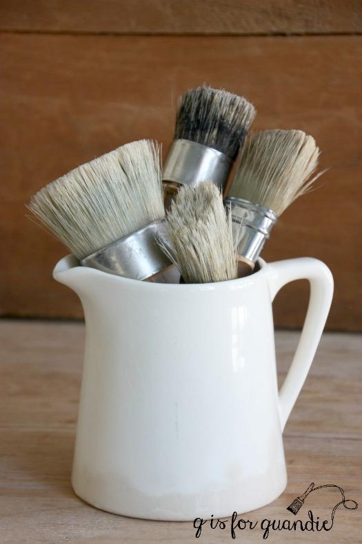 wax-brushes