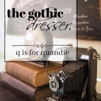 the gothic dresser.