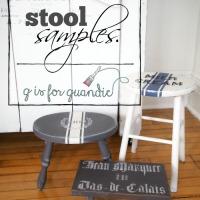 stool samples.