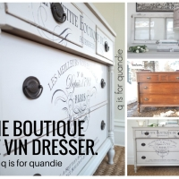 the boutique de vin dresser.