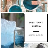 milk paint basics.