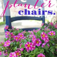 planter chairs.