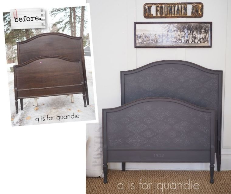 twin bed 2 collage
